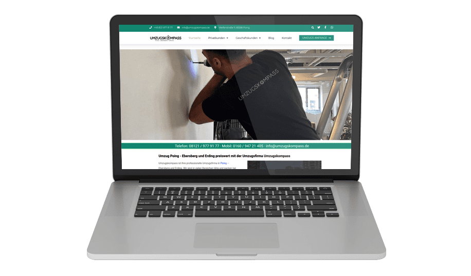 Umzugskompass-Poing-Webdesig-Hoxmedia